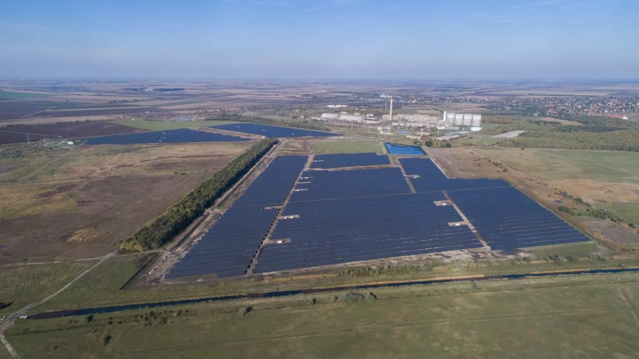 IBC Solar Kaba napelempark