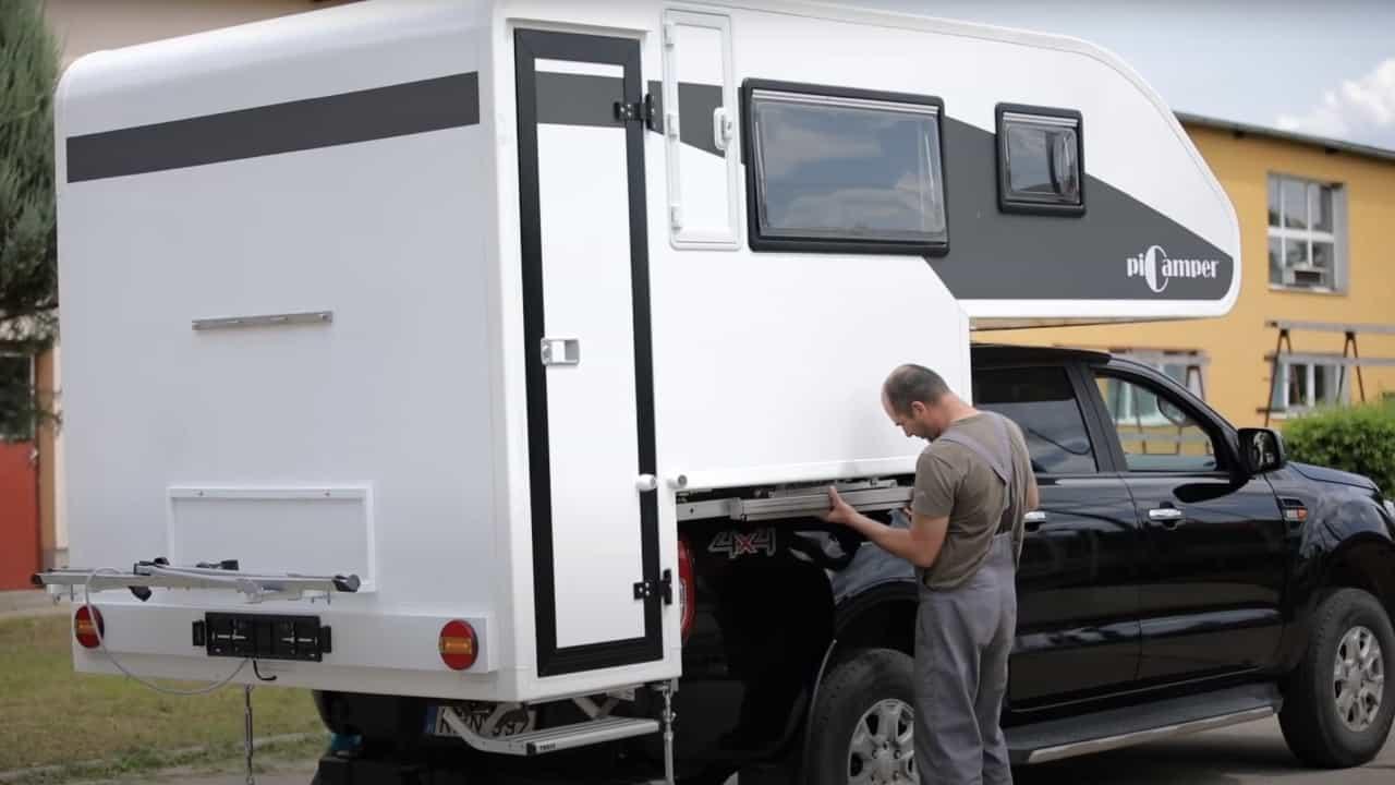 piCamper – Terepjáróból luxus lakóbusz